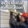 écoÉNERGY - Rénovation.
