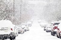 Canadians Idle More in Winter